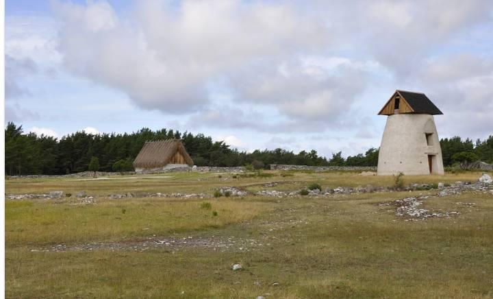 Gotlandia - domki