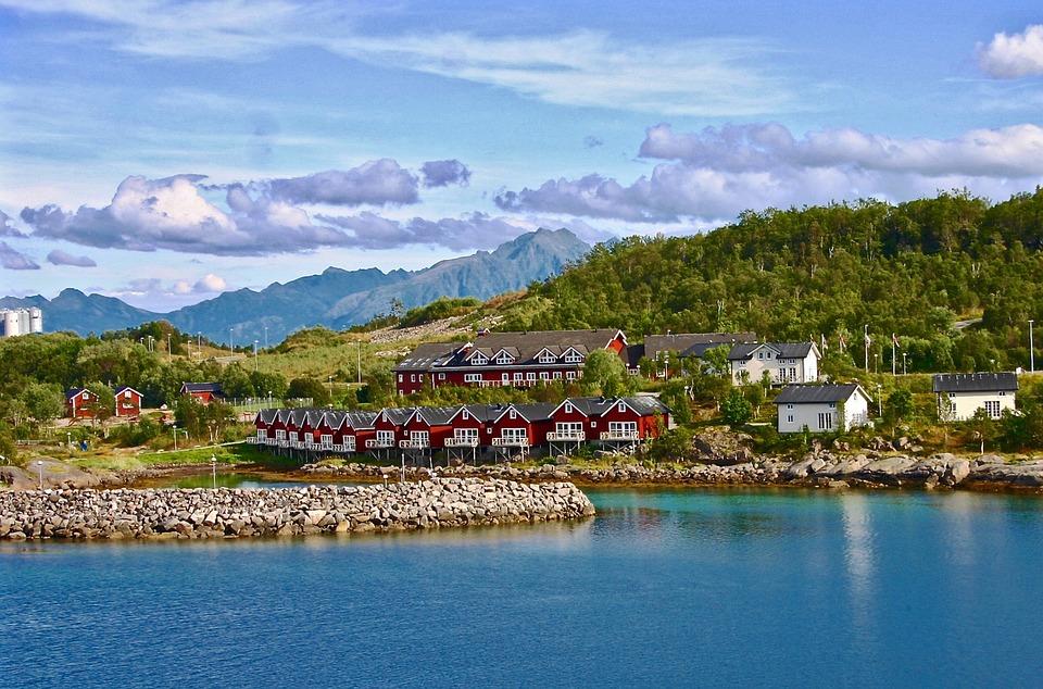 Podróżujemy po Norwegii