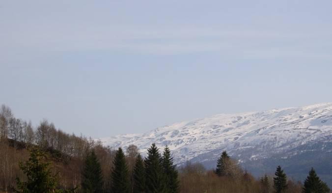 Góry Skandynawskie