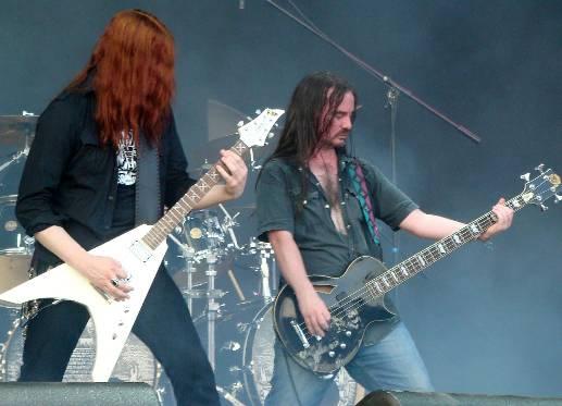 Metal gotenburdzki - Arch Enemy