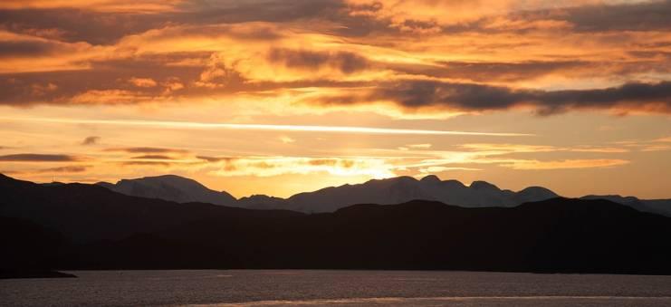 Norwegia góry