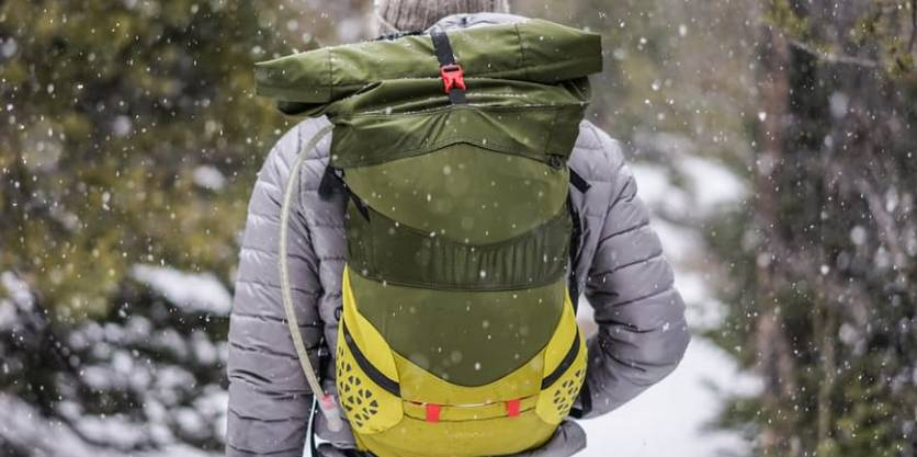 Plecak dla turysty