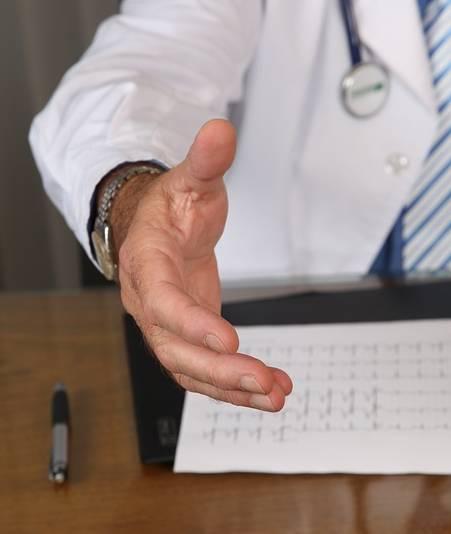 Wakaty dla lekarzy zagranica