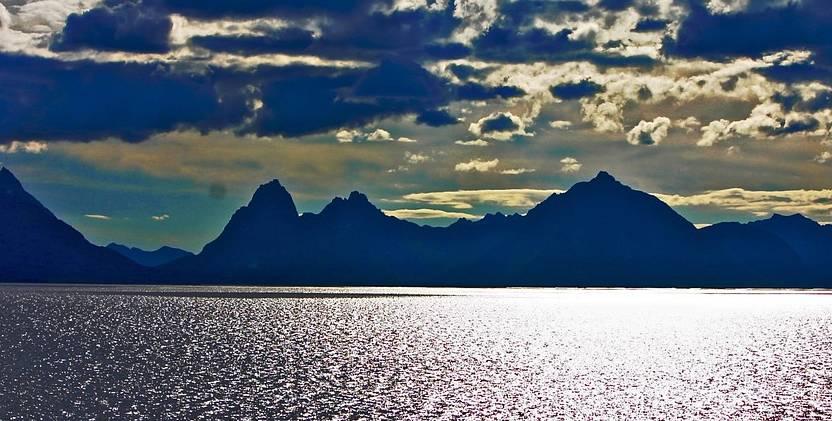 Rejsy w Norwegii
