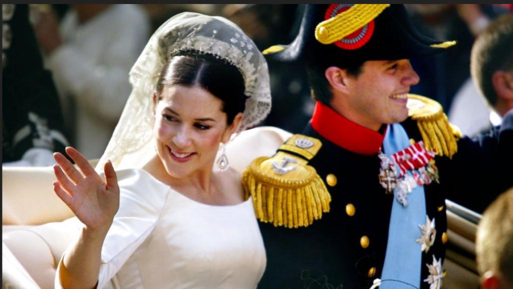 maria elżbieta księżniczka danii