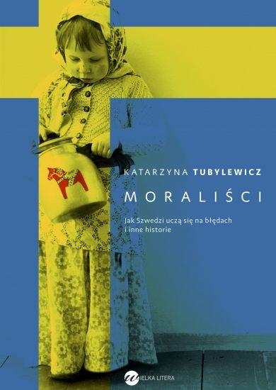 recenzja książki Moraliści Katarzyny Tubylewicz