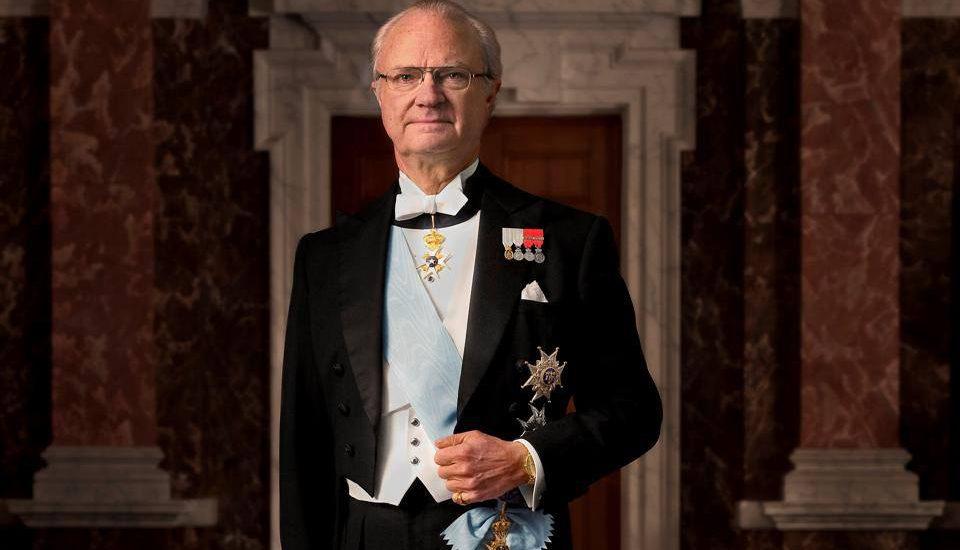 król Szwecji